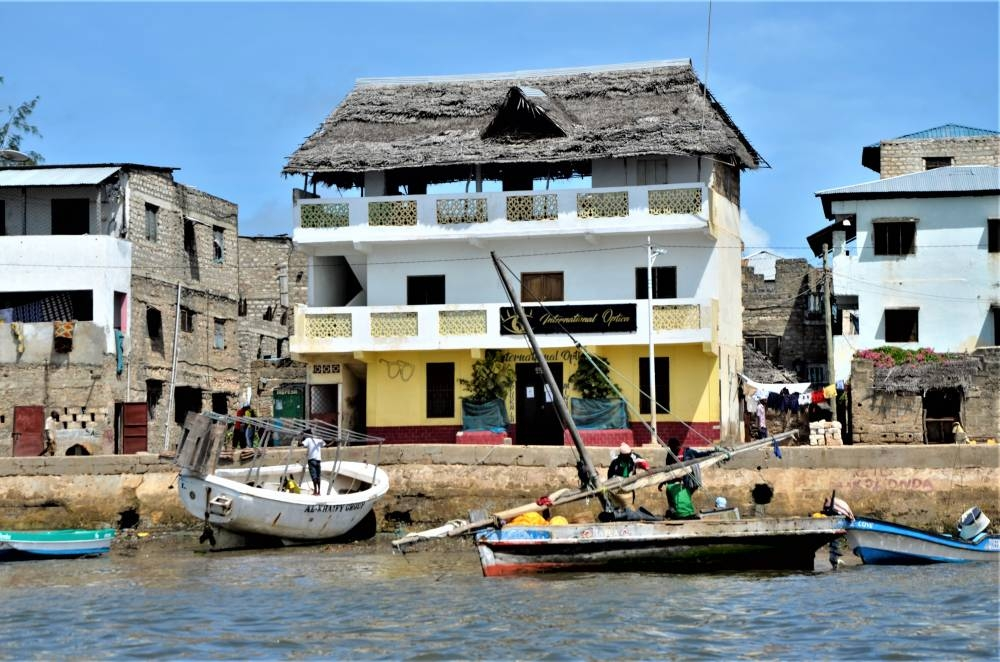 Boats bob in the water at Kenya's Lamu island, a UNESCO World Heritage site and tourist island known for being one of the world's oldest Swahili settlements. -Reuters
