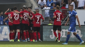 Freiburg grabs third win in four Bundesliga games, easing past hosts Hoffenheim 3-0 on Sunday to climb to third place with their best-ever league start. — Courtesy photo