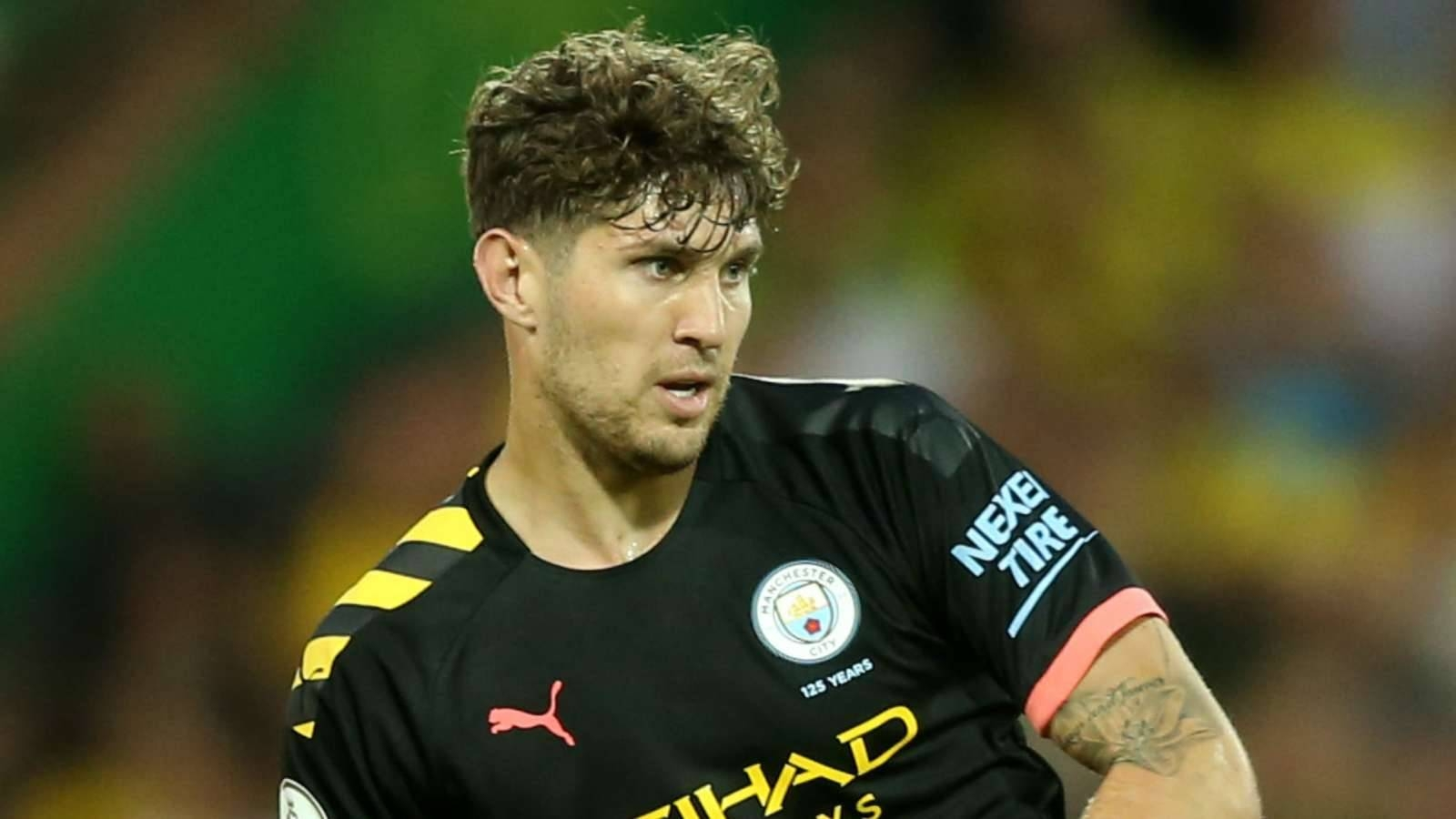 Manchester City's center back John Stones is being ruled out with a muscle injury. — Courtesy photo