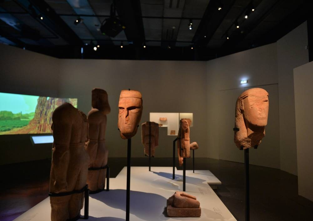 France hosted exhibition entitled