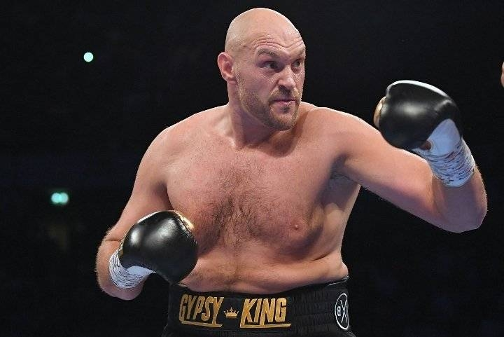 Former unified world heavyweight champion Tyson Fury will switch boxing for professional wrestling this month to fight Braun Strowman at a WWE event in Saudi Arabia on Oct. 31.
