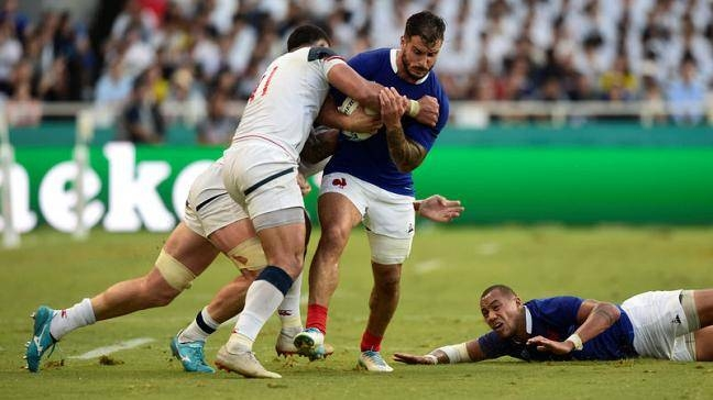 France's Sofiane Guitoune in action. — Reuters
