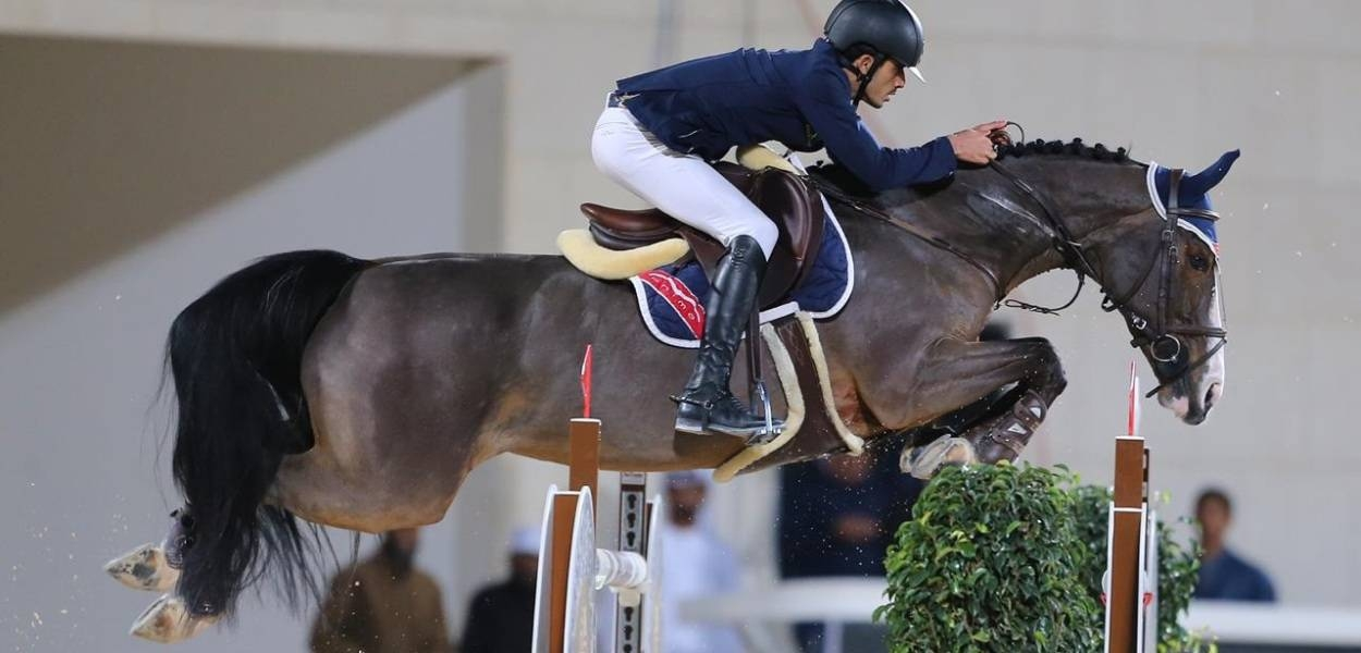 The Diriyah Horse Riders Festival is in line with the importance attached to sports in the Kingdom's Vision 2030. — Courtesy photo