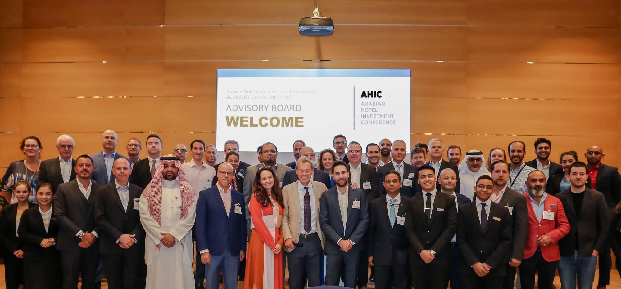 AHIC 2020 Advisory Board