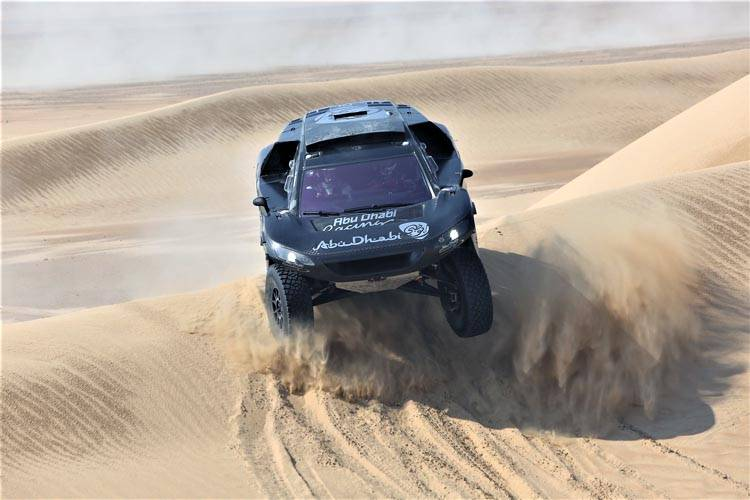 The new Abu Dhabi Baja creates a flagship event for the UAE Baja Championship.