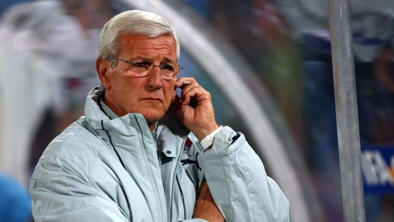 Marcello Lippi announced he was quitting as China coach after his team fell to a 2-1 defeat by Syria in 2022 World Cup qualifying on Thursday.