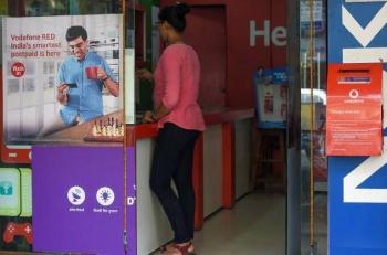 The court ruling hit Vodafone Idea the hardest. — AFP