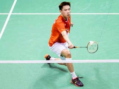 Home favorite Lee Cheuk-yiu battled to victory over Indonesia's Anthony Ginting to secure a shock Hong Kong Open win as the city's pro-democracy protests raged nearby on Sunday. — Courtesy photo