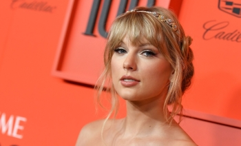 Singer/songwriter Taylor Swift arrives on the red carpet for the Time 100 Gala at the Lincoln Center in New York in this April 23, 2019 in this file photo. — AFP