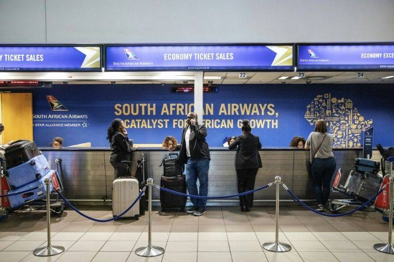Debt-ridden SAA, which has failed to make a profit since 2011 and survives off government bailouts, had initially refused any salary rise. — AFP