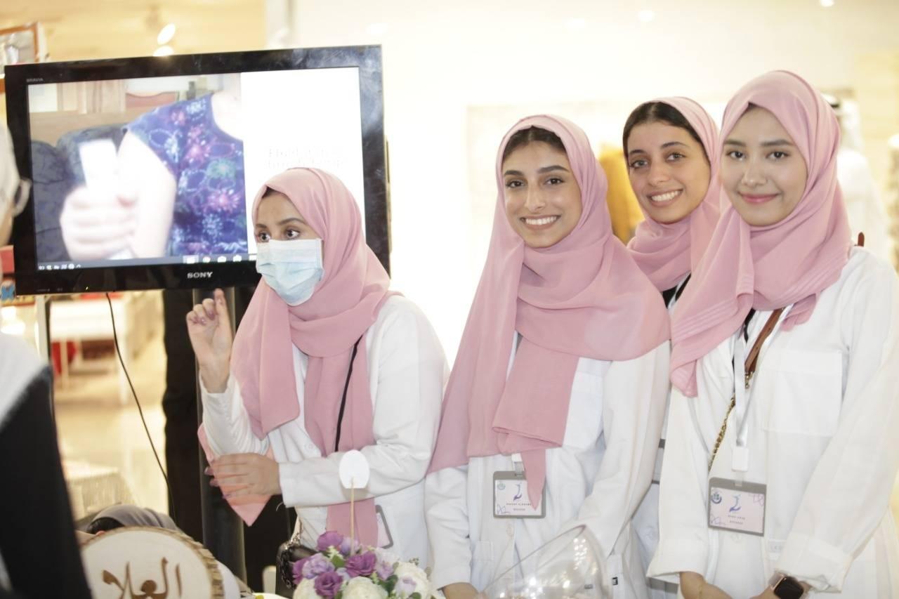 Students Of Isnc Organize Allergy Awareness Campaign Saudi Gazette