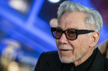 US actor and producer Harvey Keitel attends the 18th edition of the Marrakech International Film Festival  in Marrakech, Morocco, on Monday. — AFP