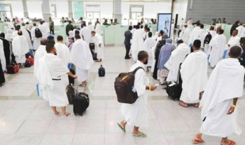 Pakistan with 373,984 pilgrims has topped all other countries in the number of pilgrims. Indonesia with 347,424 pilgrims occupies the second place. — Courtesy photo