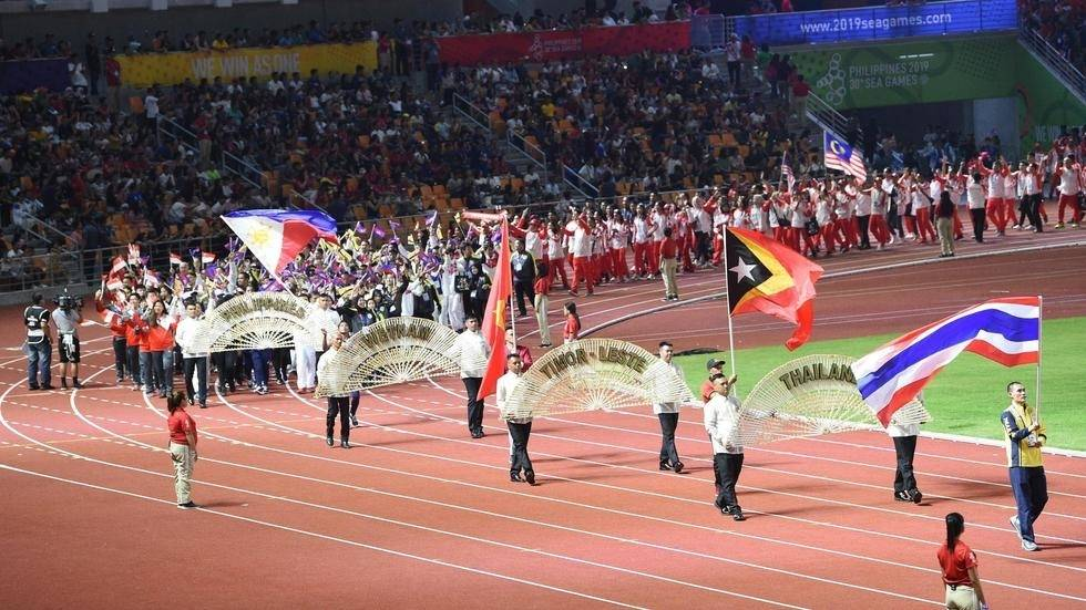 The 30th Southeast Asia Games ended on Wednesday with a rocking closing ceremony in the 20,000-seater purpose-built stadium in Clark, as host nation Philippines ran away winners with 149 gold medals. — AFP