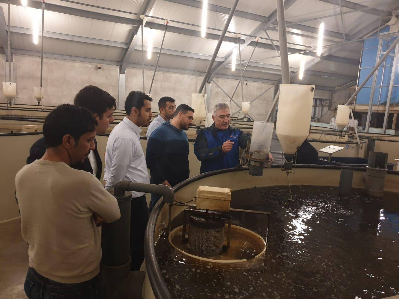 A delegation of the Saudi Ministry of Environment, Water and Agriculture recently visited the Netherlands. — Courtesy photo