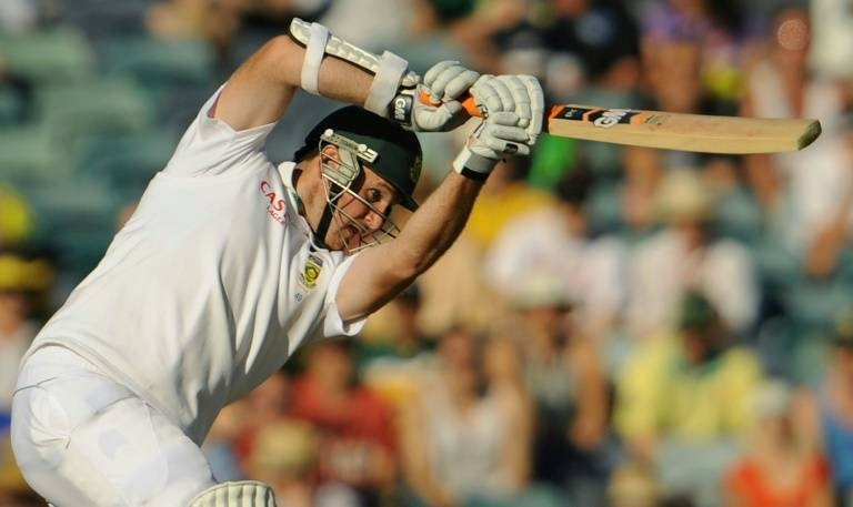 Graeme Smith captained South Africa a record number of times. — AFP