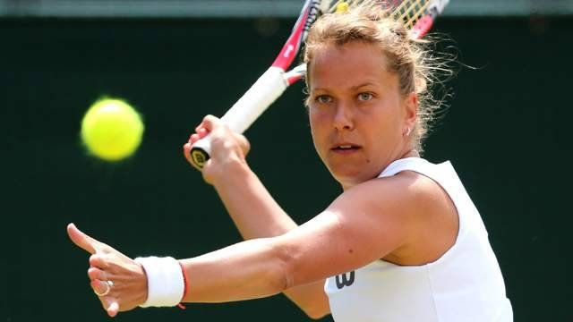 Barbora Strycova said Friday she was pondering the doubles title defense at Wimbledon before retiring from the sport.