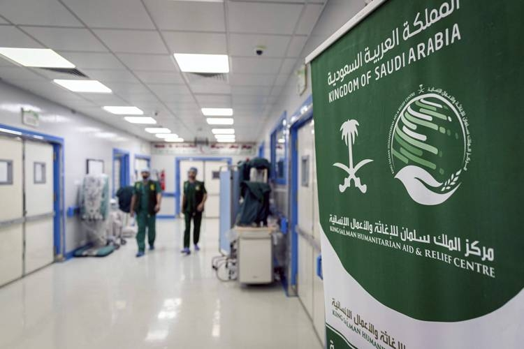 KSA tops Arab world; 5th globally in humanitarian assistance