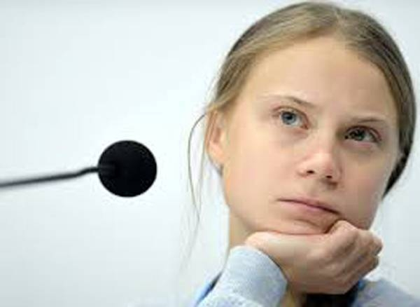 Swedish teenage climate activist Greta Thunberg to attend Davos WEF.