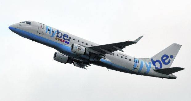 Flybe managing director Mark Anderson said in a message to staff that the regional airline, which narrowly avoided collapse on Tuesday, is in talks over the loan. — AFP