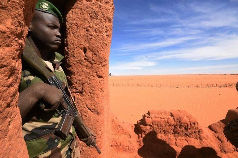 Hit by jihadist attacks, African states seek more say in libyan crisis. -AFP