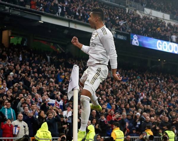 Casemiro proved the unlikely hero for Real Madrid as his second-half double proved enough to see off Julen Lopetegui's Sevilla.