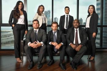 Banks Legal team
