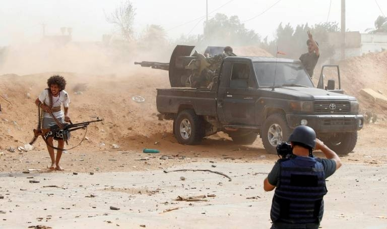 Libya has been torn by fighting between rival armed factions since a 2011 NATO-backed uprising killed dictator Muammar Gadhafi. — AFP