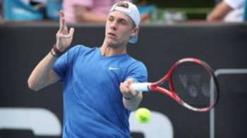Croatian 25th seed Borna Coric was another early casualty in the Australian Open as he went down in three sets to experienced American Sam Querrey.