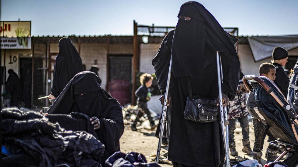 After years of fighting Daesh, Syria's Kurds hold 4,000 women and 8,000 children from families linked to the extremist organization, mostly in Al-Hol. — Courtesy photo