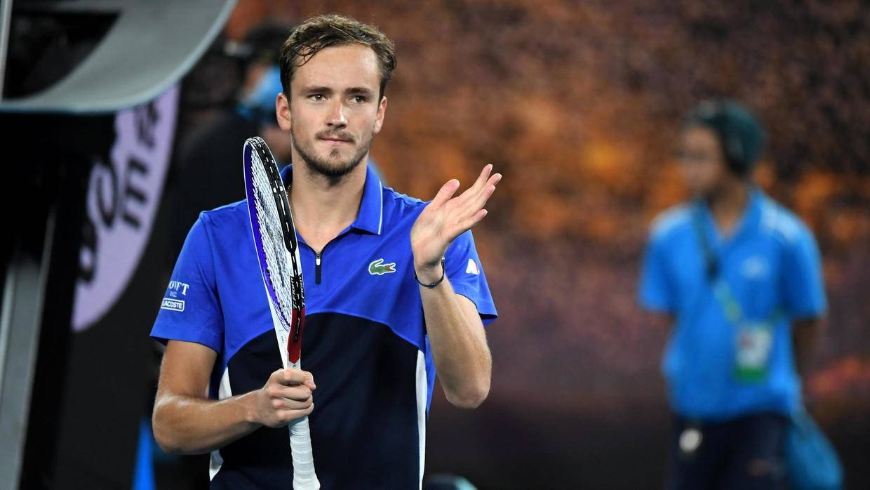 The talented 23-year-old, who won four titles last year and was runner-up at the US Open, ultimately showed his class to outlast the American 6-3, 4-6, 6-4, 6-2 on Rod Laver Arena. — AFP