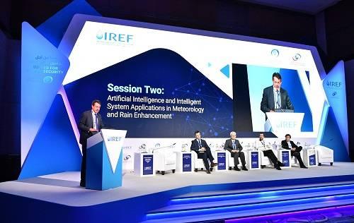 The Fourth Rain Enhancement Forum in Abu Dhabi