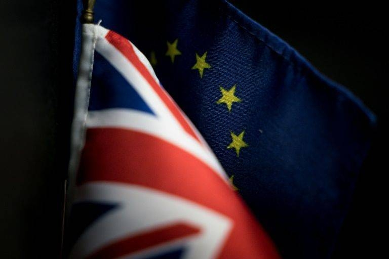 Two top EU officials in Brussels are expected to sign the formal Brexit treaty on Friday. — AFP