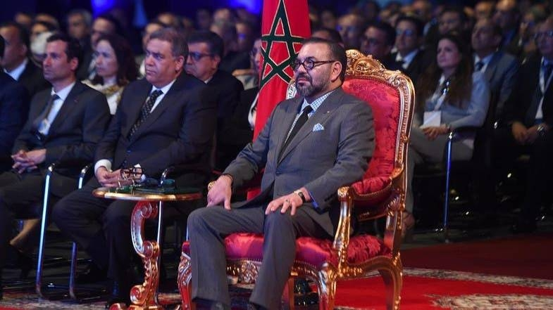 King Mohammed VI attends the inauguration of a car assembly line at the Kenitra PSA Car Assembly Plant on June 21, 2019. — File photo