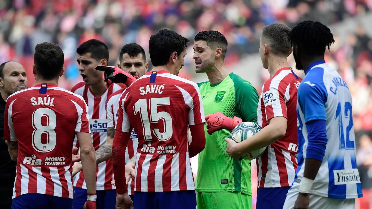 Atletico crashed out of the Copa del Rey in midweek after losing to third-tier Cultural Leonesa, and Sunday's latest setback would appear to rule Diego Simeone's team out of title contention. — AFP