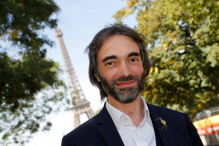Cedric Villani, an award-winning academic, said he would stand for mayor in the French capital despite Macron's Republic on the Move choosing another candidate. — AFP