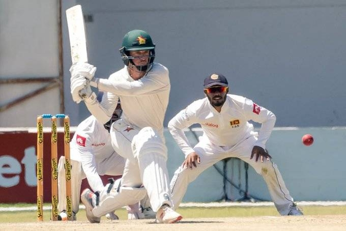 Sean Williams' century enabled Zimbabwe to dominate the opening day of the second Test against Sri Lanka in Harare on Monday.