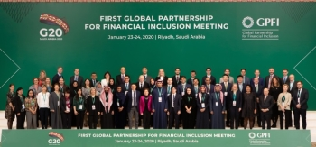 The G20 GPFI seminar brought together speakers and attendees from G20 members, international, non-governmental organizations, multilateral development banks, standard setting bodies, as well as regional and international regulators, and private sector stakeholders. — Courtesy photo