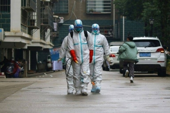 More than 700 new infections were confirmed, while the number of suspected cases doubled over 24 hours to nearly 6,000. — AFP