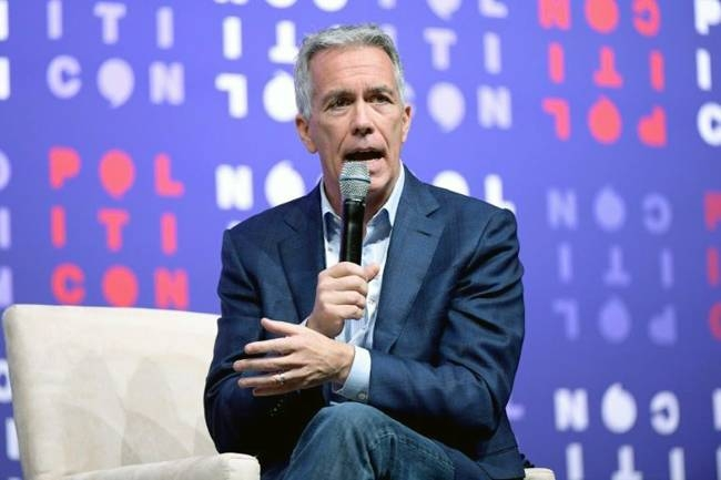 Former Republican congressman Joe Walsh ended his uphill challenge to Dondald Trump for the 2020 Republican presidential nomination and said he would support the Democrats. — AFP