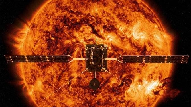 Space Orbiter is expected to provide unprecedented insights into the Sun's atmosphere, its winds and its magnetic fields. — AFP