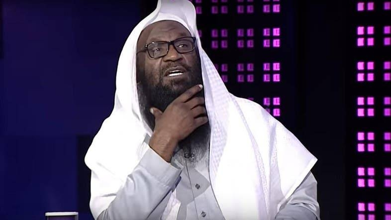 Saudi cleric Sheikh Adel Al-Kalbani, former imam of the Grand Mosque in Makkah, in an interview on Rotana. — Courtesy photo