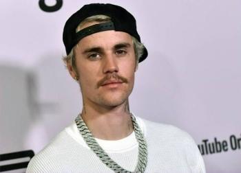Canadian singer Justin Bieber's new album