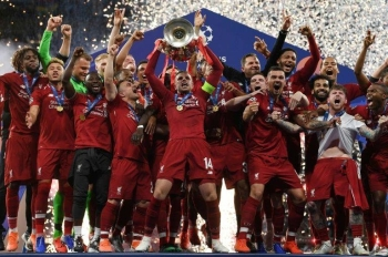 Liverpool return to the Wanda Metropolitano on Tuesday, where they won last season's Champions League. — AFP