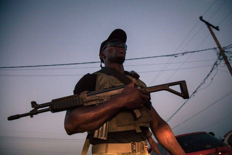 The Cameroon government has been battling armed separatists in English-speaking regions for three years. — AFP