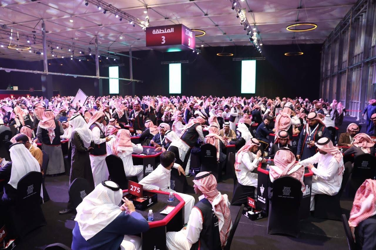 The championship is being held at the Riyadh Front from Feb. 13 – 22, 2020, with gamers competing for prizes worth a total of over SR2 million.