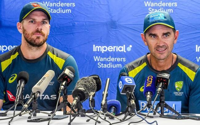 Australian coach Justin Langer and limited-overs captain Aaron Finch said on Monday they were looking forward to playing in front of South African crowds on their first tour since the sandpaper scandal of 2018.