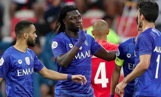 GomisBafetimbi Gomis was the hero yet again as reigning champions Al Hilal of Saudi Arabia bounced back from a goal down to edge out the UAE's Shabab Al Ahli in the Asian Champions League on Monday.