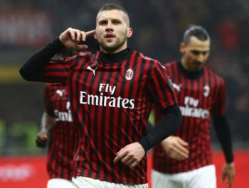 Ante Rebic fires AC Milan to a 1-0 victory over Torino on Monday as the close in on the European places in Serie A.