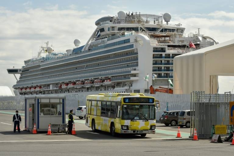 Elated passengers also began disembarking from a second cruise ship that has been at the center of coronavirus fear, the Westerdam, which made shore in Sihanoukville in Cambodia. — AFP